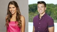 The Bachelor Caelynn Miller Keyes slid into Bachelor in paradise dean unglert DMs before she was on the show