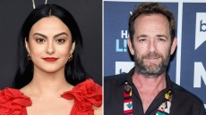Camila Mendes posts tribute to Luke Perry
