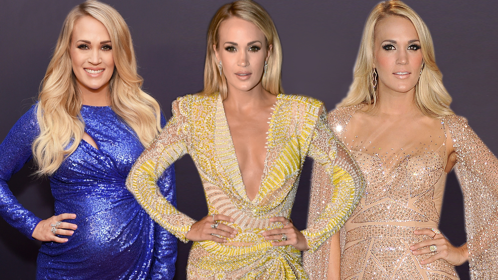 Shimmer and Glimmer! Here Are Carrie Underwood's Best Style Moments in Honor of Her 36th Birthday
