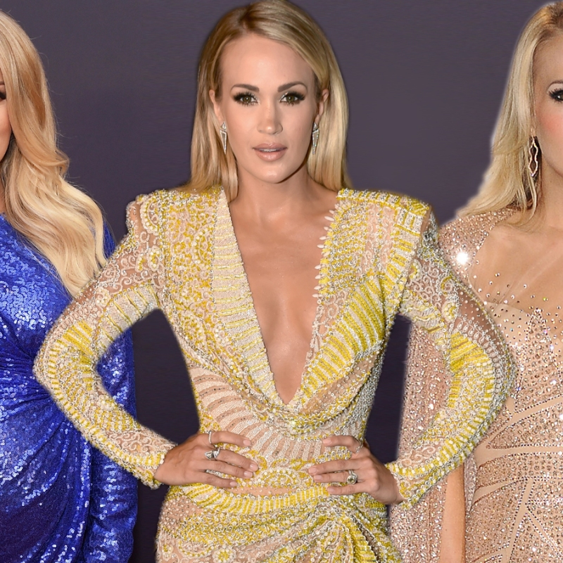 cd870cc23b7 Carrie Underwood's Best Style Moments — See Pics!