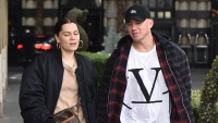 Channing Tatum and Jessie J Are All Smiles in London