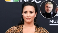 Demi Lovato Spotted Having Dinner With Friends Amid Henri Levy Breakup