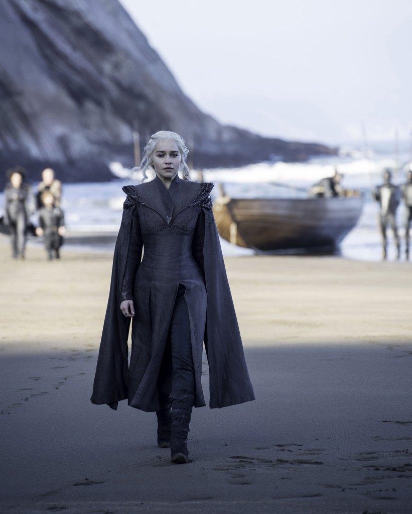 Emilia Clarke Describes Her 'Game of Thrones' Journey as 'the Metaphorical Undoing of the Bra'