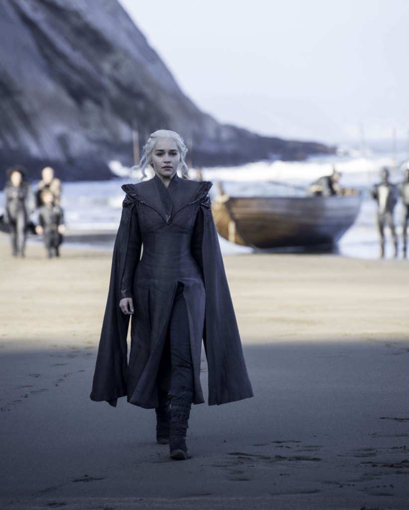 Emila Clarkes Reflects on Her Game of Thrones Journey