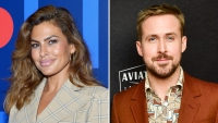 Eva Mendes and Ryan Gosling Cutest Pics Over the Years
