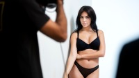 Georgina Rodriguez shows off curves for lingerie brand Yamamay