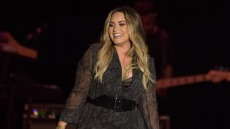 Demi Lovato buys hereself flowers after henri levy split