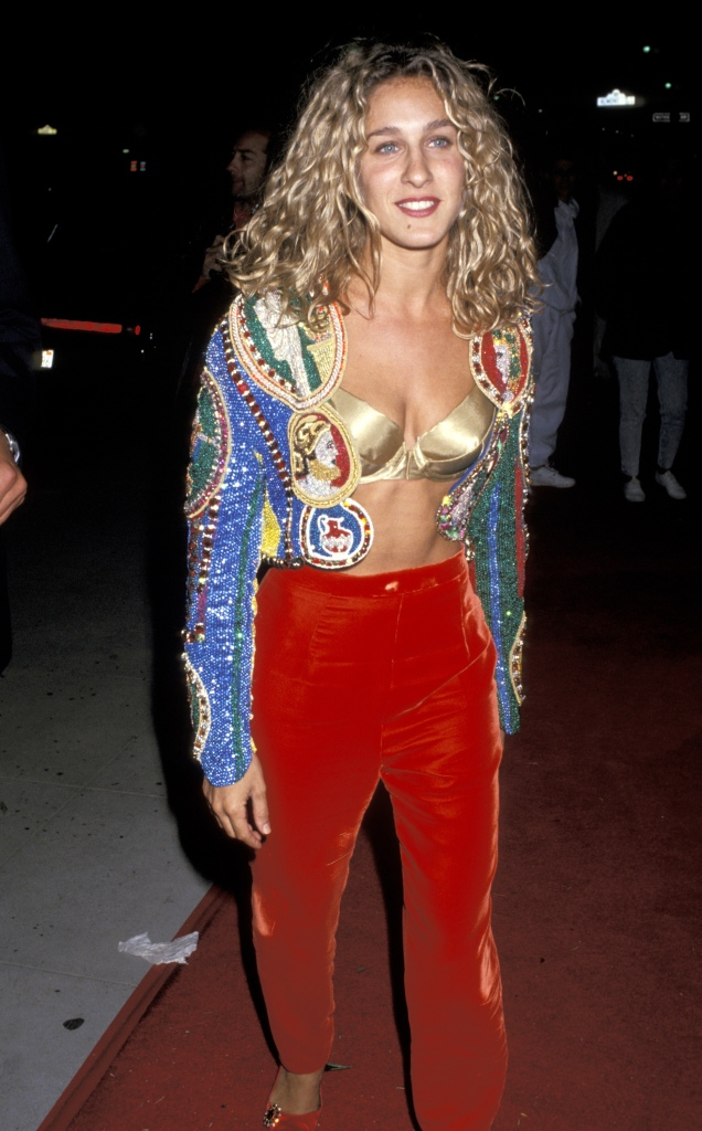 Sarah Jessica Parker in the 90s