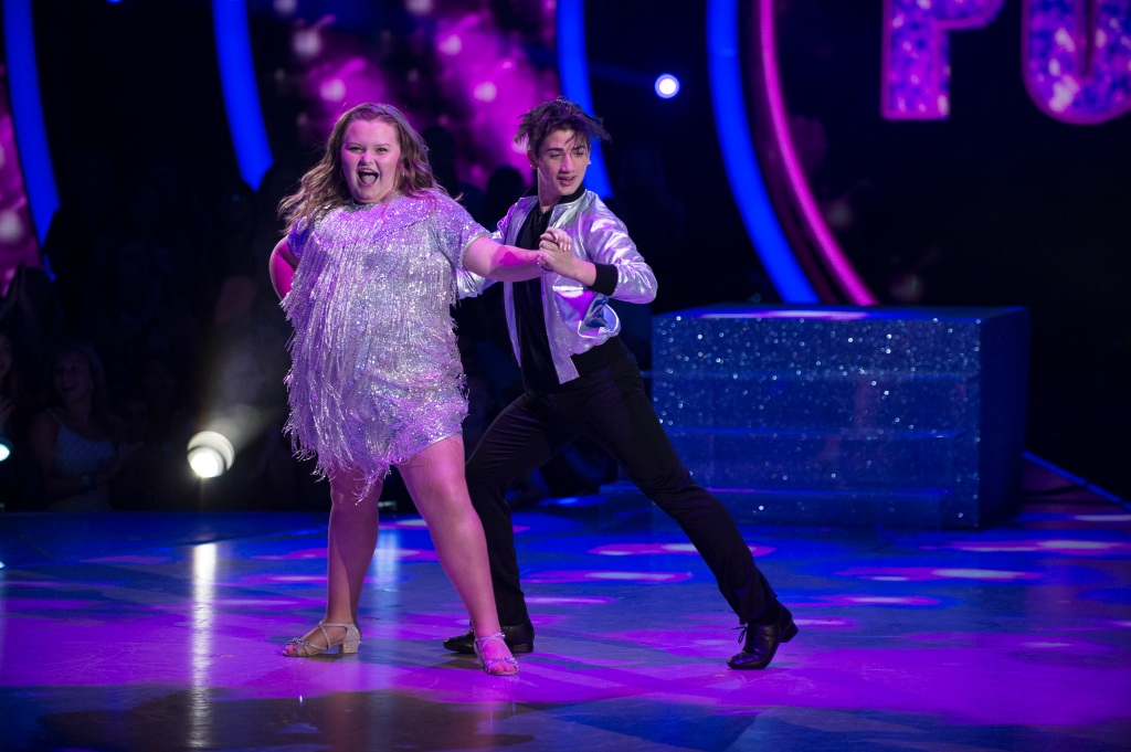 honey boo boo on DWTS