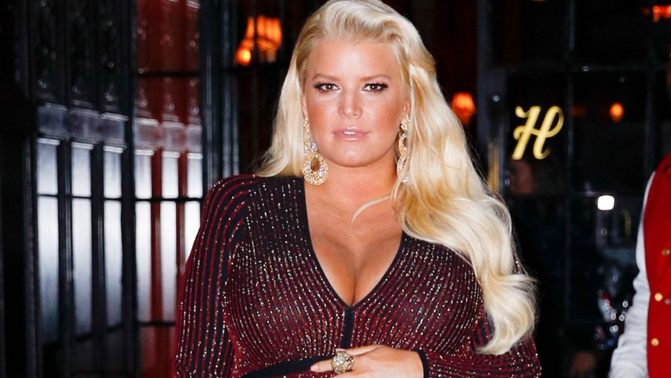 when is jessica simpson due? singer posted a photo of her bare pregnant belly on instagram