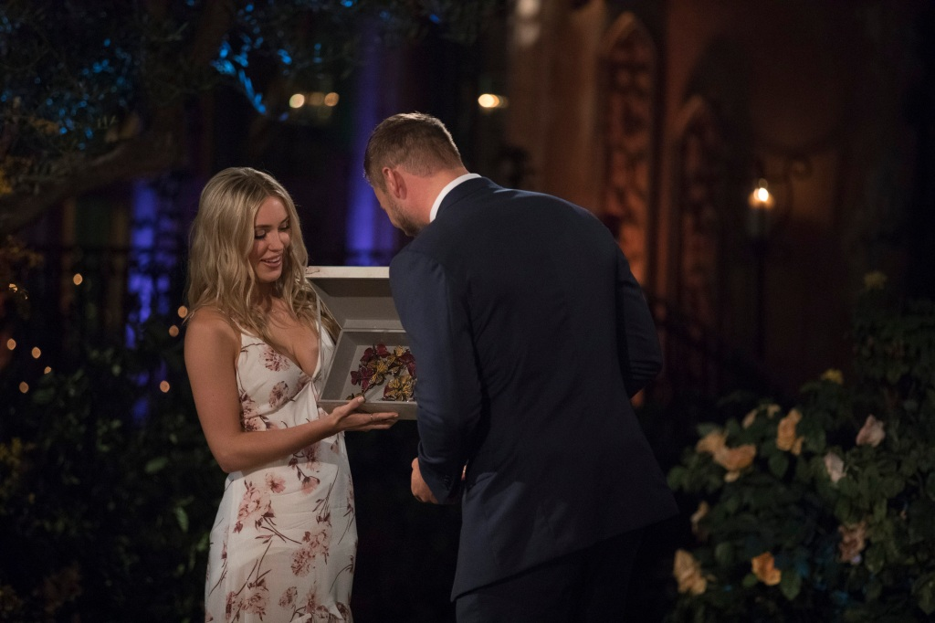 Cassie and Colton relationship the bachelor