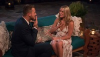 Cassie and Colton on The Bachelor