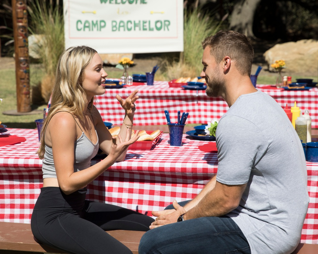 "Cassie and Colton Underwood ABC's ""The Bachelor"" - Season 23"