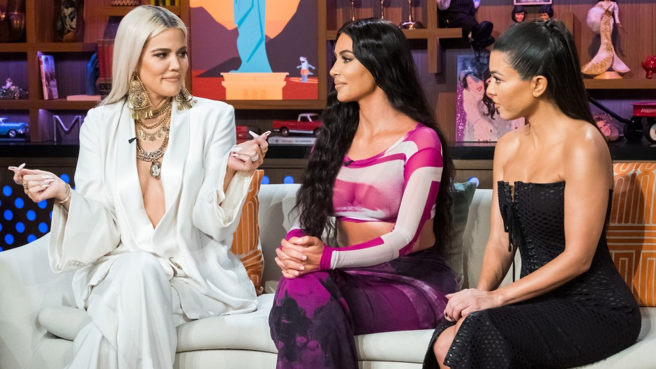 The Kardashians react to Jordyn Woods interview about tristan thompson cheating scandal