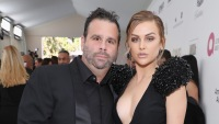 Lala Kent gives russell emmett barbie birthday cake from his daughter