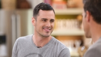 The Bachelor star ben higgins admits he's excited to get engaged to girlfriend jessica clarke