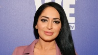 Jersey Shore Angelina Pivarnick says the new season will show why some family members aren't invited to her wedding