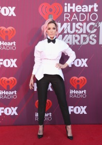 Stars Bring Fun, Flavor and Flair to the iHeartRadio Awards Red Carpet — See Halsey, Hannah G. and More!