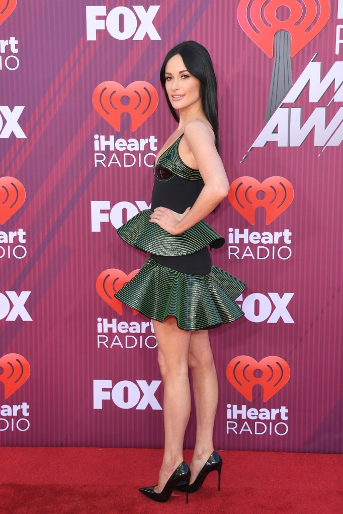 Kacey Musgraves U0026 39  Iheartradio Awards Look Slays The Red Carpet