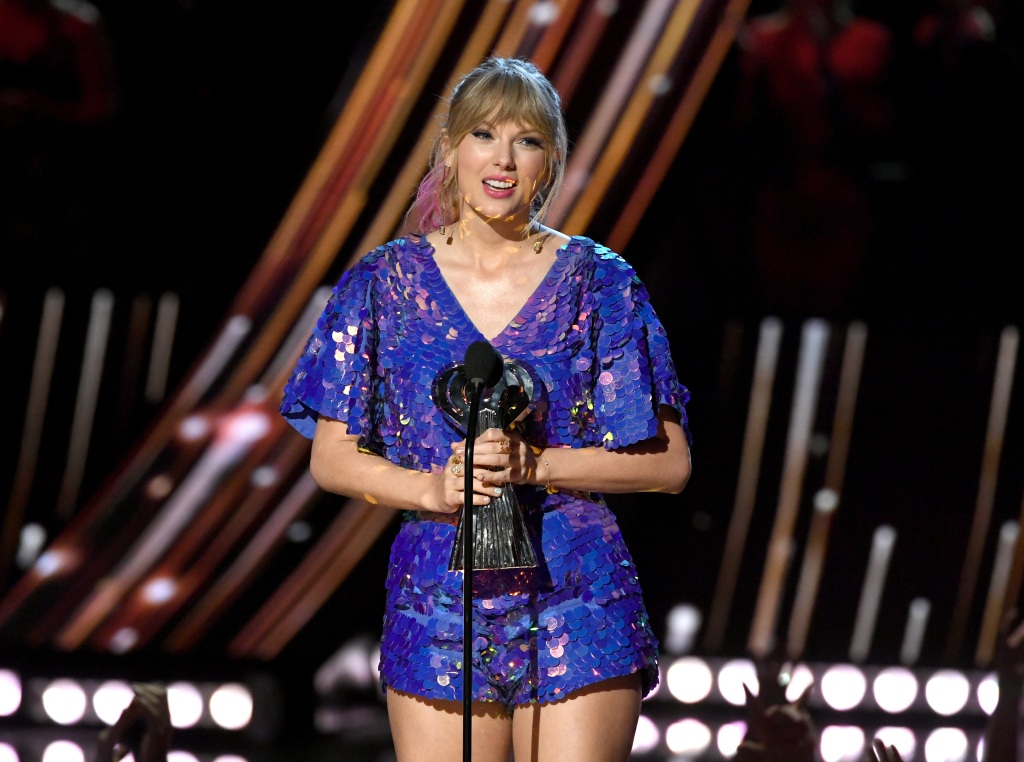 Taylor Swift 2019 iHeartRadio Music Awards – Show