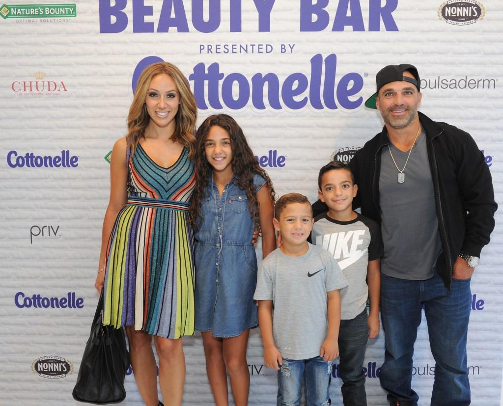 RHONJ Melissa and Joe Gorga family