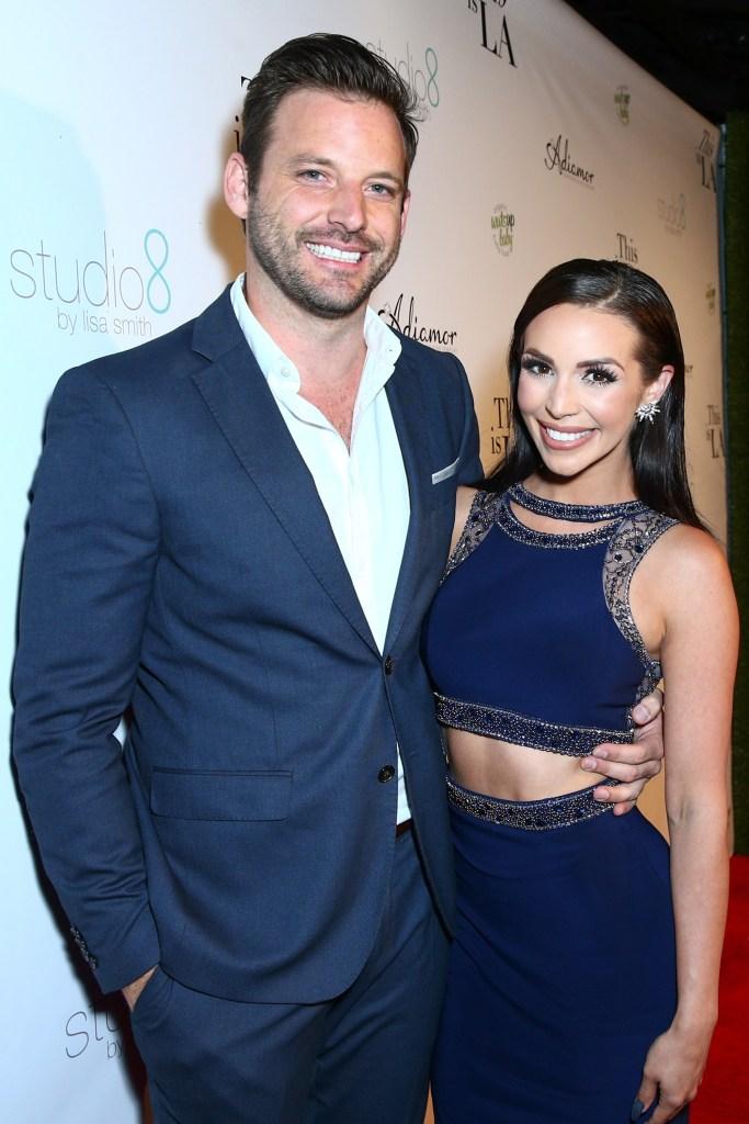 Scheana Marie and Robert Valletta relationship