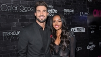 Bachelorette Rachel Lindsay says she's in rush mode wedding planning with Bryan Abasolo
