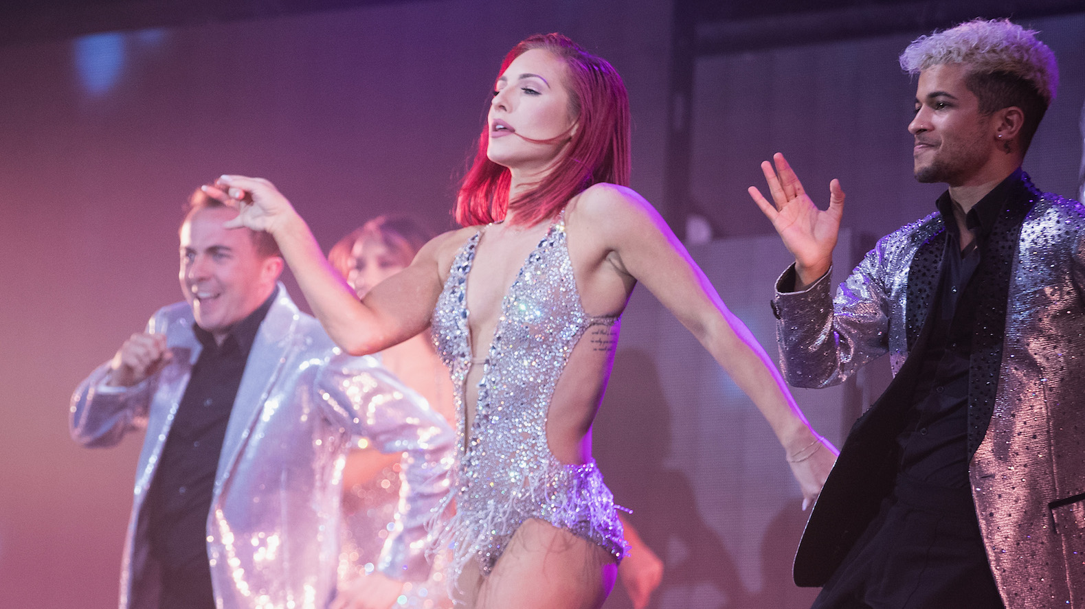 'DWTS' Pro Sharna Burgess' Diet and Exercise Secrets Will Have You Feeling the Burn