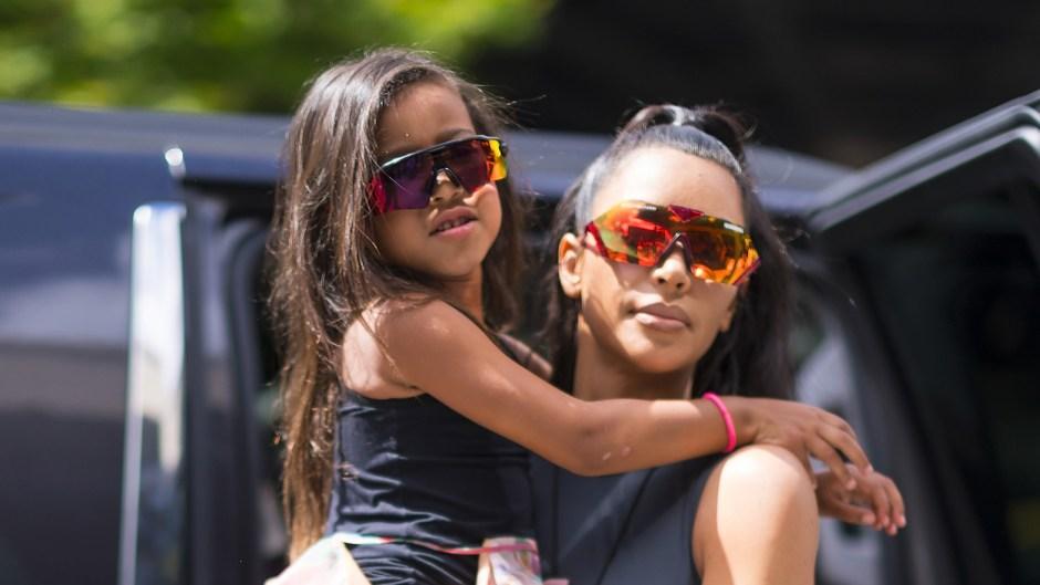Kim Kardashian and Kanye West think North has star quality