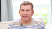 Todd Chrisley worried over his dog lilo having cancer