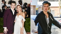Justin Bieber reacts to shawn mendes liking hailey baldwins picture