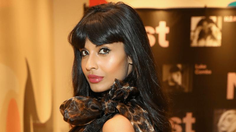 Flipboard: 'I don't look like this!' Jameela Jamil shares ...