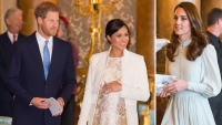 Kate Middleton and Meghan Markle Together Amid Feud Rumors