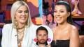 Khloe and Kourtney Kardashian Hilariously Tease Scott Disick During Car Ride