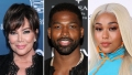 Kris Jenner talks Tristan Thompson Jordyn Woods scandal with Ryan Seacrest