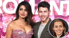 Priyanka Chopra Stakes Her Claim in Nick Jonas on Miley Cyrus Post
