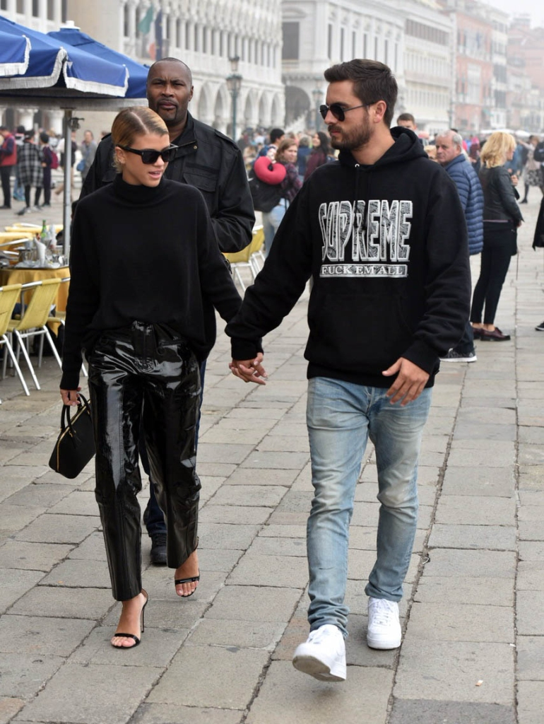 Scott Disick And Sofia Richie Relationship Timeline