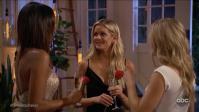 The Bachelor fantasy suite Tayshia Cassie Hannah Godwin