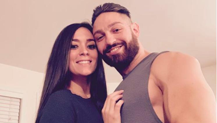 Jersey Shore Sammi Sweetheart Giancola engaged to christian Biscardi