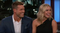 Jimmy Kimmel gave colton underwood a neil lane engagement ring for cassie