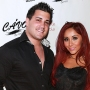 Nicole Snooki Polizzi Jionni LaValle relationship timeline