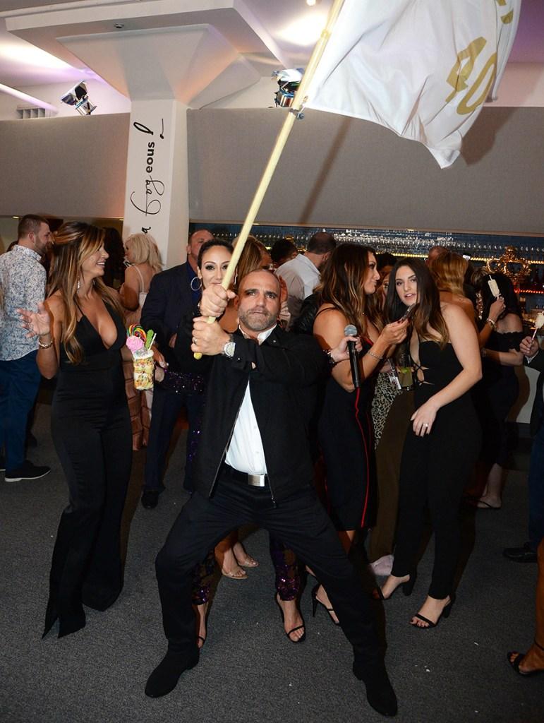 Teresa Giudice Parties Melissa Gorga 40th Birthday Party With Husband Joe's Deportation Looming