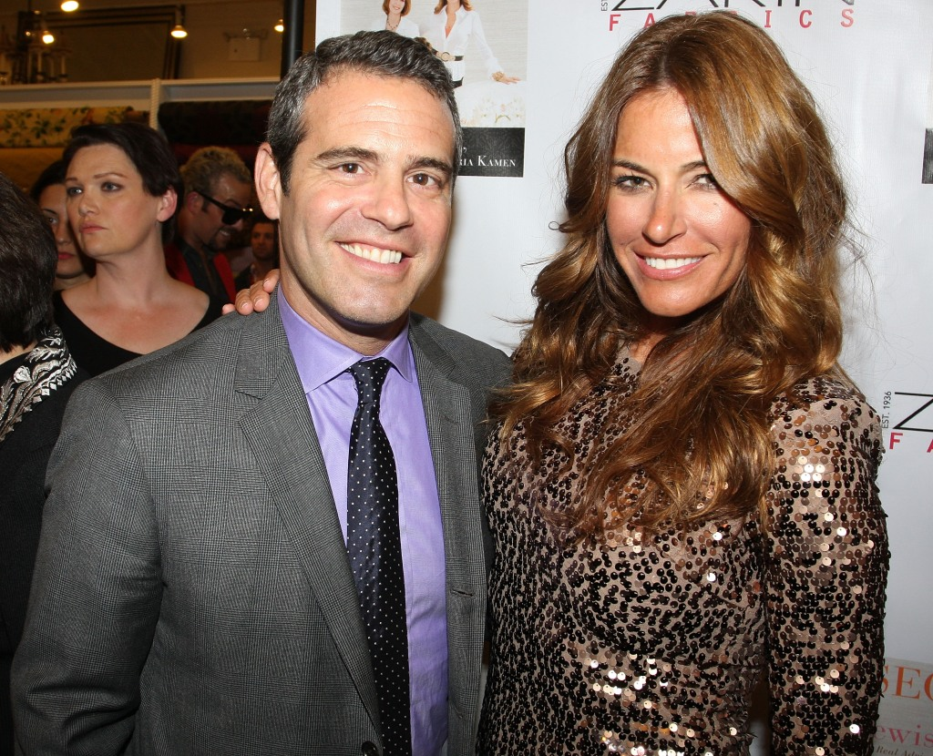 kelly bensimon andy cohen real housewives of new york rhony