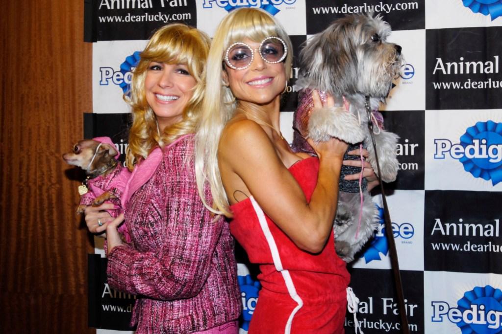 jill zarin bethenny frankel real housewives of new york rhony