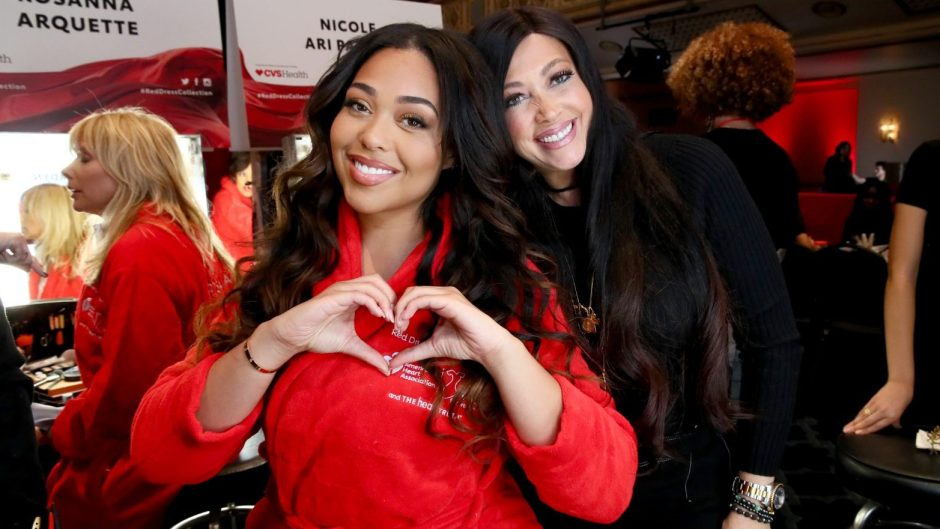 jordyn woods red table talk family john woods dad father