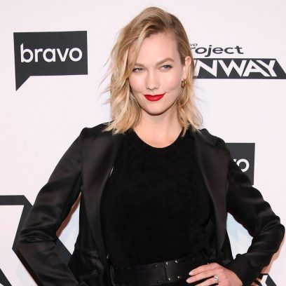 karlie kloss kode with lossy project runway bravo