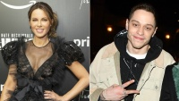 Kate Beckinsale is surprised by attention from pete davidson relationship