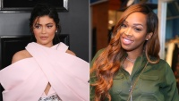 Khadijah Haqq says kylie jenner is glowing in instagram comment