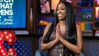 porsha williams baby pregnant pilar jhena