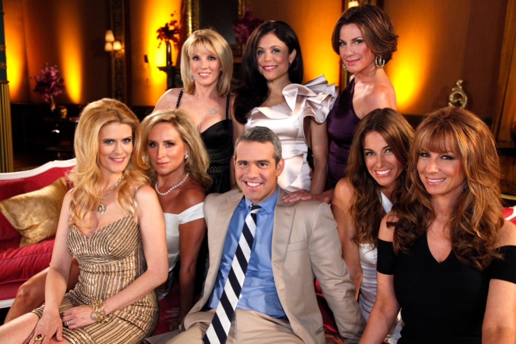 real housewives of new york rhony kelly bensimon alex mccord jill zarin